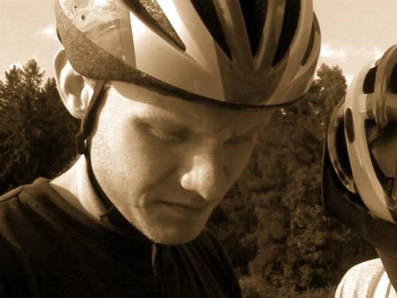 Cyklista Padák