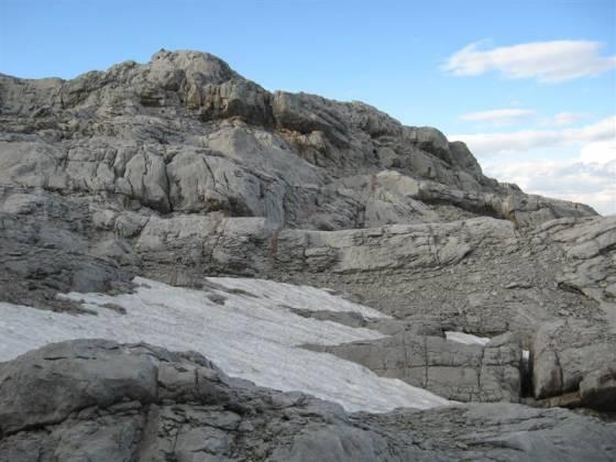 Lavice v Kamenném moři