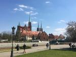 Krakov, ne Varšava, teda taky ne, ale Vratislav!